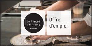 Prieure-saint-gery-offre-d-emploi